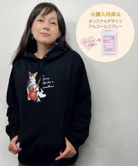 ♡Hina×Unoesque♡MILOGUITAR PULLOVER HOODIE(購入特典付き・送料無料)