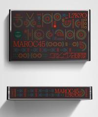 L?K?O // MAROC45【カセットテープ 】