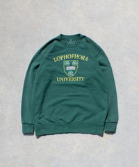 LOPHOPHORA SWEAT SHIRT【UNISEX】