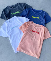 WOMENS Cheerful TEE