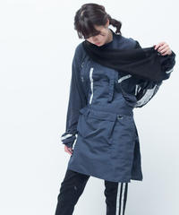 POCKET APRON / navy SOLD OUT