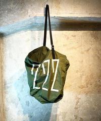NUMBER BAG / green