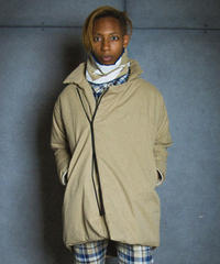 ANTI BELL BOY COAT / beige