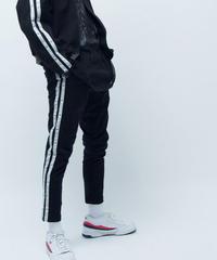 LINE JERSEY PN / black