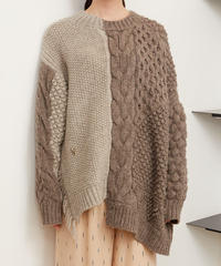 HAND KNIT TOPS