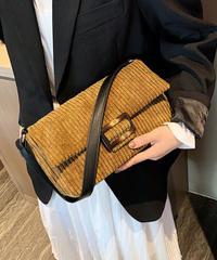Corduroy Hand Bag/コーデュロイハンドバッグ