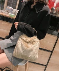 Mini Fur Chain Bag/ミニファーチェーンバッグ