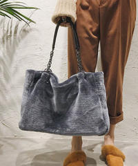 Fur Tote Bag/ファートートバッグ