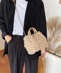 Fur Hand Bag/ファーハンドバッグ