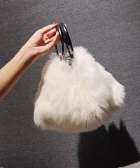 Fur Ring Bag/ミニファーリングバッグ