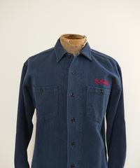 1960s~   Blue Work shirt