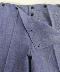 【 1960s  French NAVY 】Sailor pants