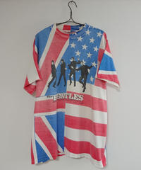 【 1980s  FRUIT OF THE LOOM 】 BEATLES  T-shirt.