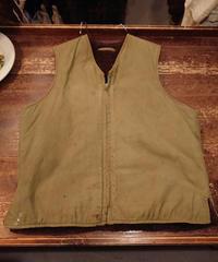 【 1940s~ U.S.NAVY 】 Deck Vest.