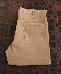【 1970s~ Levi's 519 】Corduroy pants.