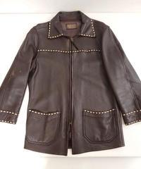 【 1960s~ W.B.PLACE & CO. 】Deerskin Jacket