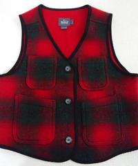 【80s~90s  Woolrich】Wool vest