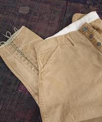 【 ~1930s U.S.ARMY 】 Jodhpurs pants.