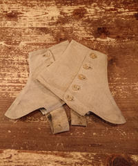 【 Early 20th century 】french gaiters.