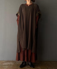 2way  caftan dress