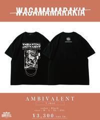 [ 我儘ラキア ]  Ambivalent T-shirt  [6月上旬発送予定]