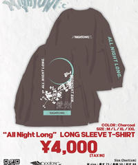"[ NightOwl ] 通販限定 - ""All Night Long"" LONG SLEEVE T-SHIRT"