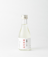 蕎麦前酒 180ml