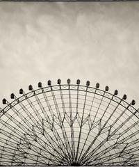 Round in Circles – 1 (ミニプリント)