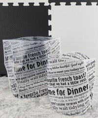 PB.自立型水切りゴミ袋 2種