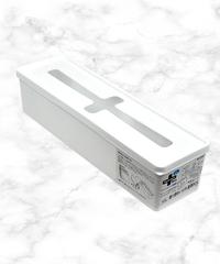 25449【インスタ掲載・人気商品】プルアウトボックスLL・ホワイト