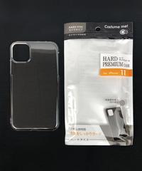 iPhone11ケース  ハードプレミアム