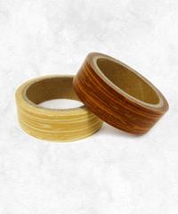 96145 マスキングテープ木目(6m・WS-1123)2色