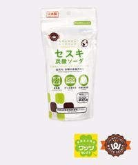 21034【ワッツセレクト・人気商品】PB.セスキ炭酸ソーダ 220g
