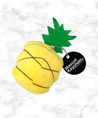 60451【人気】マスコットキーチェーン・ パイナップル