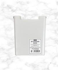 26254【インスタ掲載・人気商品】ストレージボックス スリム GR