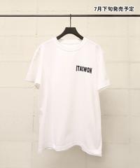ITAEWON TEE【WCJ-TM-002WH】