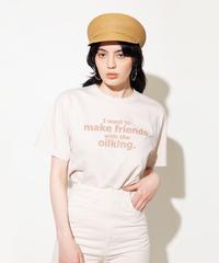 プリントTシャツ【WCJ-TM-004BE】