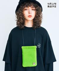 スマホケースポシェット【WCJ-MT-081GN】