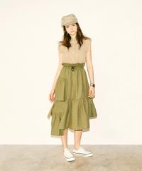 ミリタリースカート【WCJ-GN-005KH】