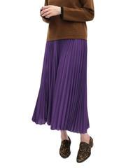 《LOANA》 80-49500 P1-6 / カラープリーツスカート
