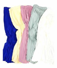 2020ss  《LOANA》 80-49500 プリーツ ロングスカート