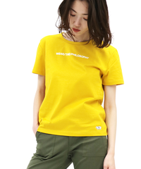 WEAR THE PHILOSOPHY /  ウェア ザ フィロソフィ ー  /  70-80101 compression jersey / プリントTシャツ