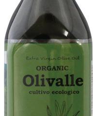 オーガニックエクストラバージンオリーブオイル(Olivalle)10647