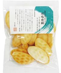 召しませ日本・焼塩煎餅 33109