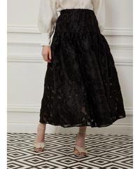 sister jane / DREAM Gatsby Jacquard Midi Skirt
