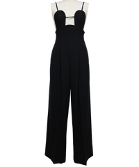 FETICO /  2way Bra Jumpsuit  ( BLACK )