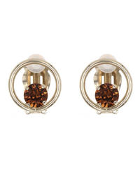 JUSTINE CLENQUET / Suzanne clip-on earrings 左右セット
