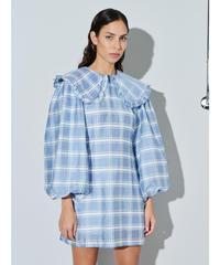 GHOSPELL / Tidal Check Mini Dress