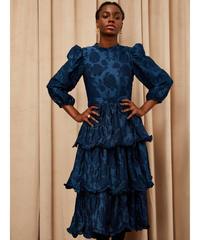 sister jane / DREAM Banquet Tiered Midi Dress