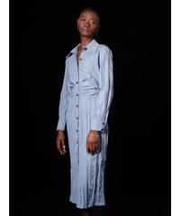 GHOSPELL / Doubled Rooks Midi Dress